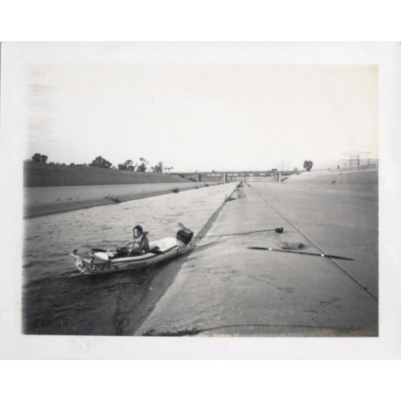 Kayaking the Porcíuncula