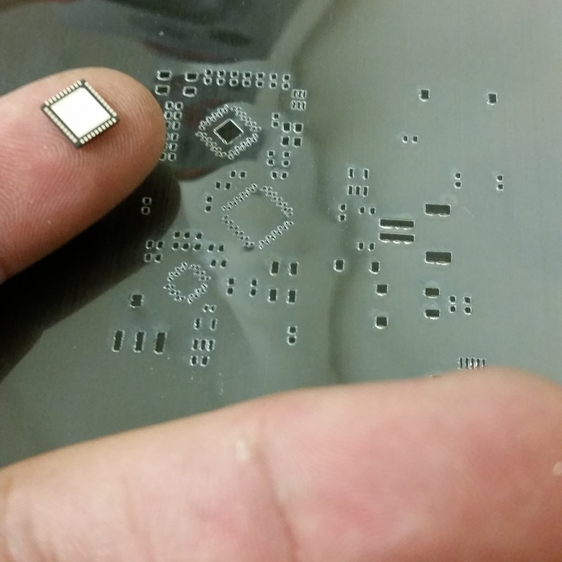 Homology Sensor V3 Stencil